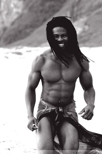 Sexy Nude Black Boys