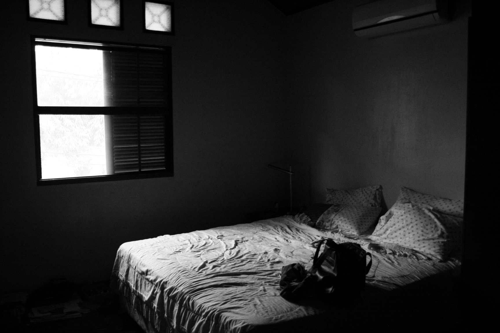 Dark Rooms Bedrooms And Lonely On Pinterest