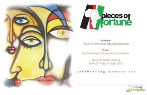 POF Exhibition Dates Poster