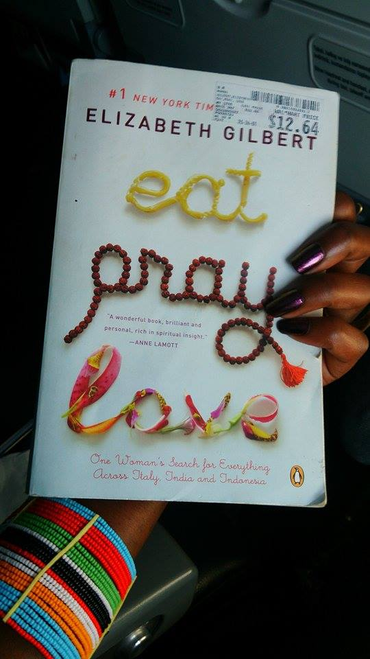 a review of eat pray love a novel by elizabeth gilbert Like most quests, travel writer elizabeth gilbert's didn't come about because she  was perfectly happy at home she had recently passed the doddering age of.