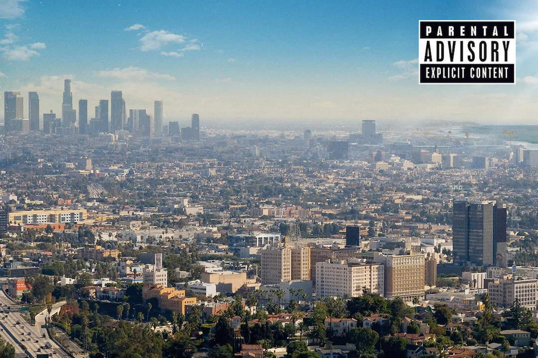 Dr Dre Compton Album Art1 Black Roses