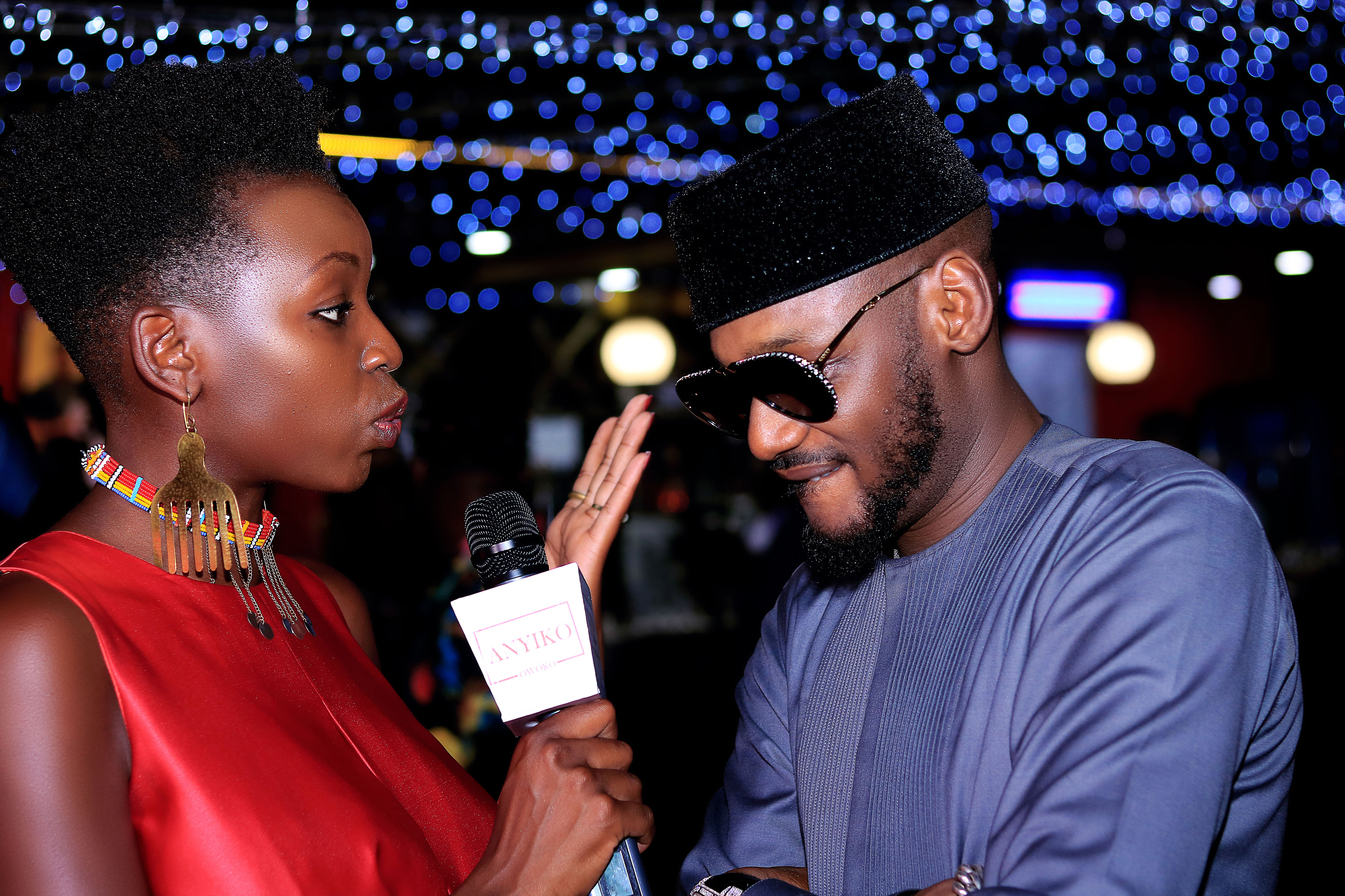Anyiko - Interviews 2Baba