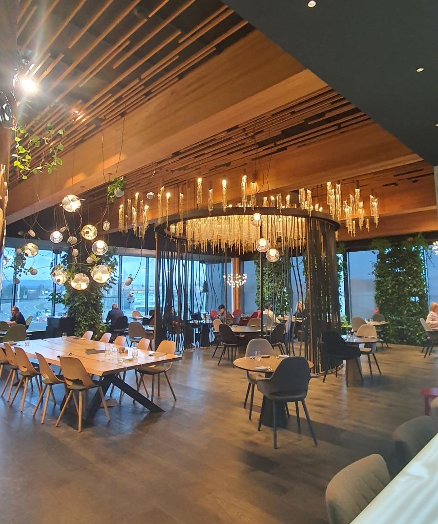 Fine Dining at Entrée Restaurant – Olomouc, Czech Republic